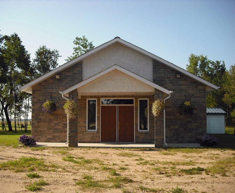 Marchand Chapel - CMA - Gospel Chapel