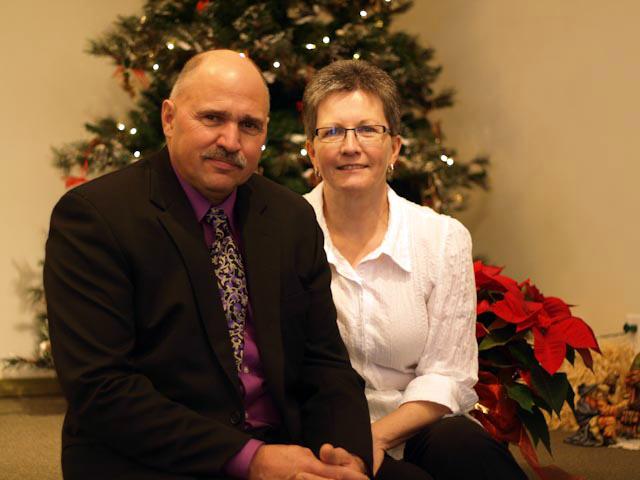 Pastor Ken and Debbie Penner - CMA - Gospel Chapel
