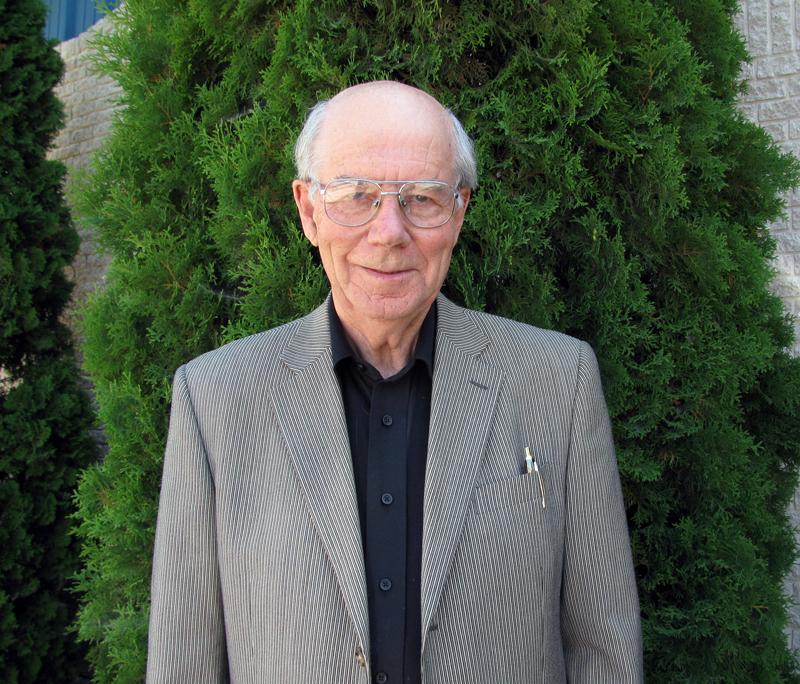 Pastor Peter Broesky - CMA - Gospel Outreach